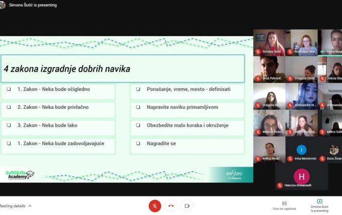 Održan projekat Soft Skills Academy –  u digitalnoj verziji